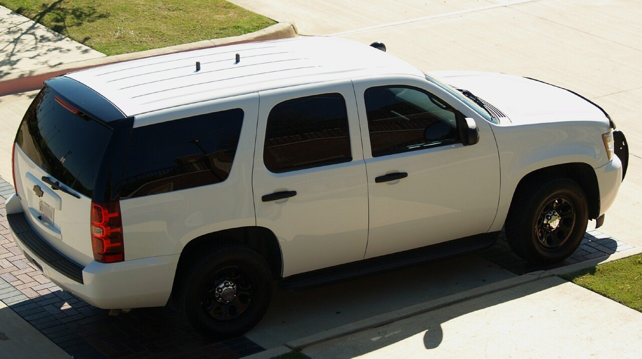 Purchase used 2009 CHEVROLET TAHOE LS PPV POLICE - 51K ...
