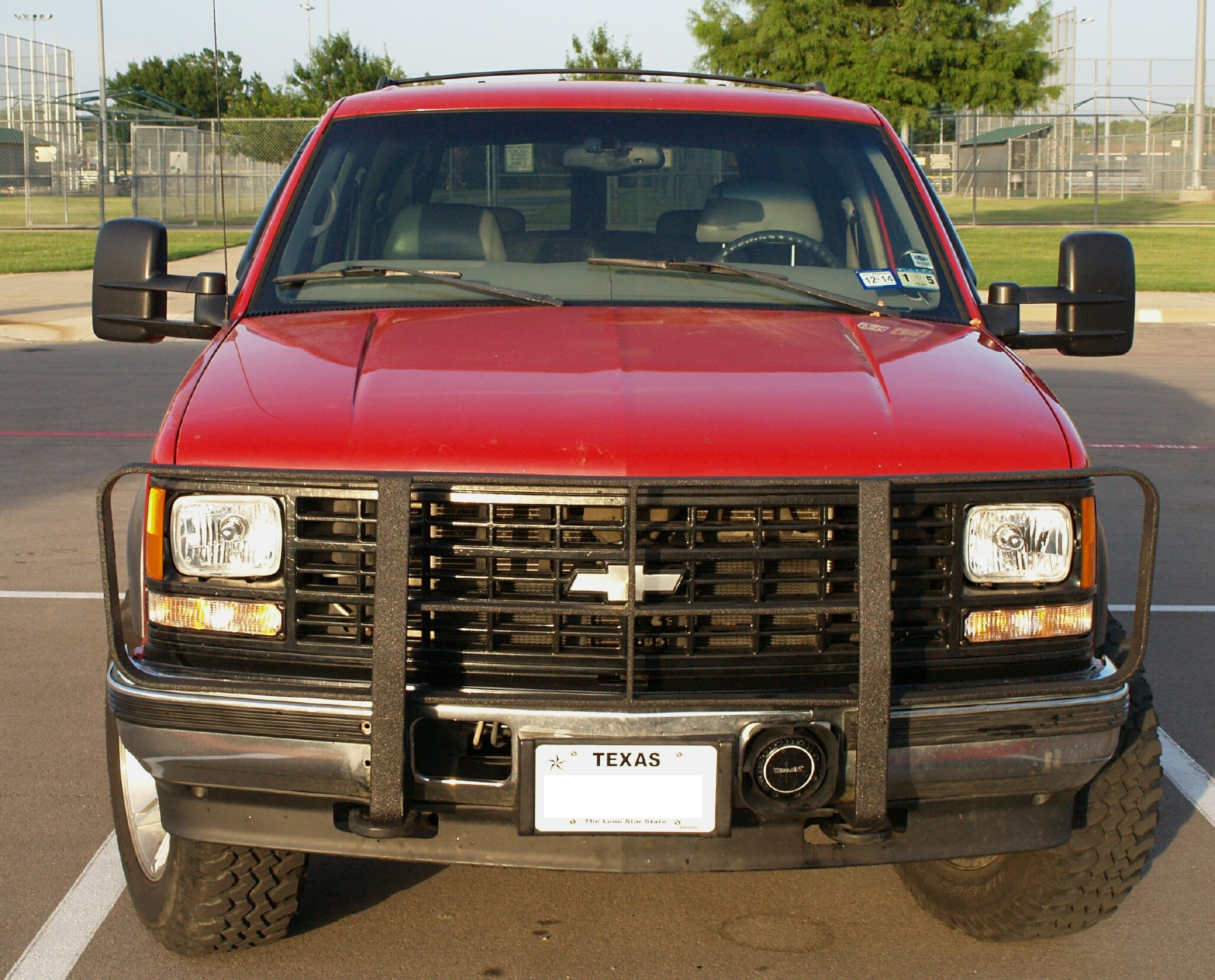 Buy used 1998 CHEVROLET SUBURBAN 6.5L DIESEL, 4X4, Hard to ...