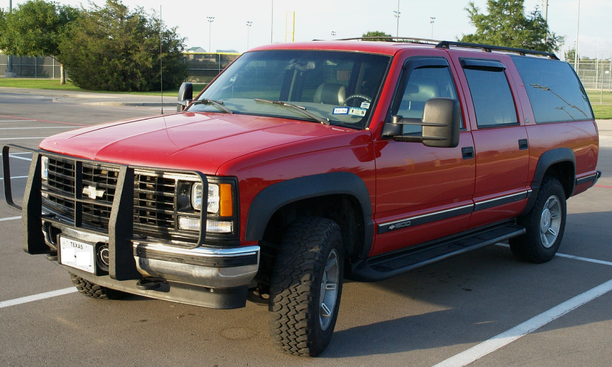 Buy used 1998 CHEVROLET SUBURBAN 6 5L DIESEL 4X4 Hard to find 1500